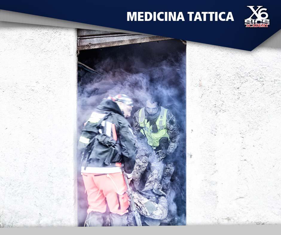 medicina tattica