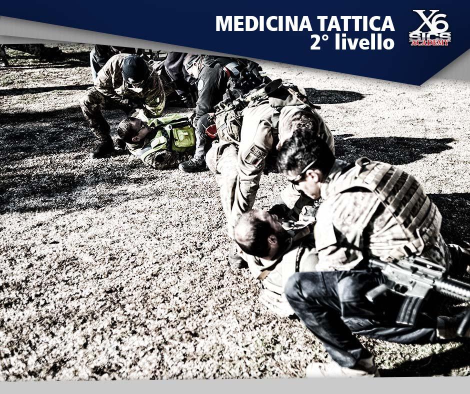Corso di Medicina Tattica - Secondo Livello