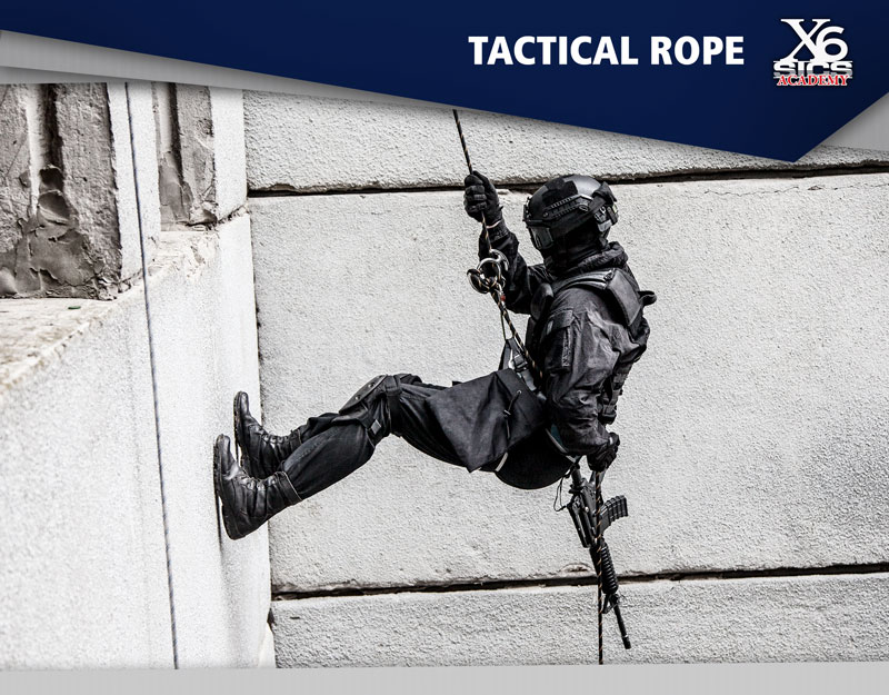 tactical rope