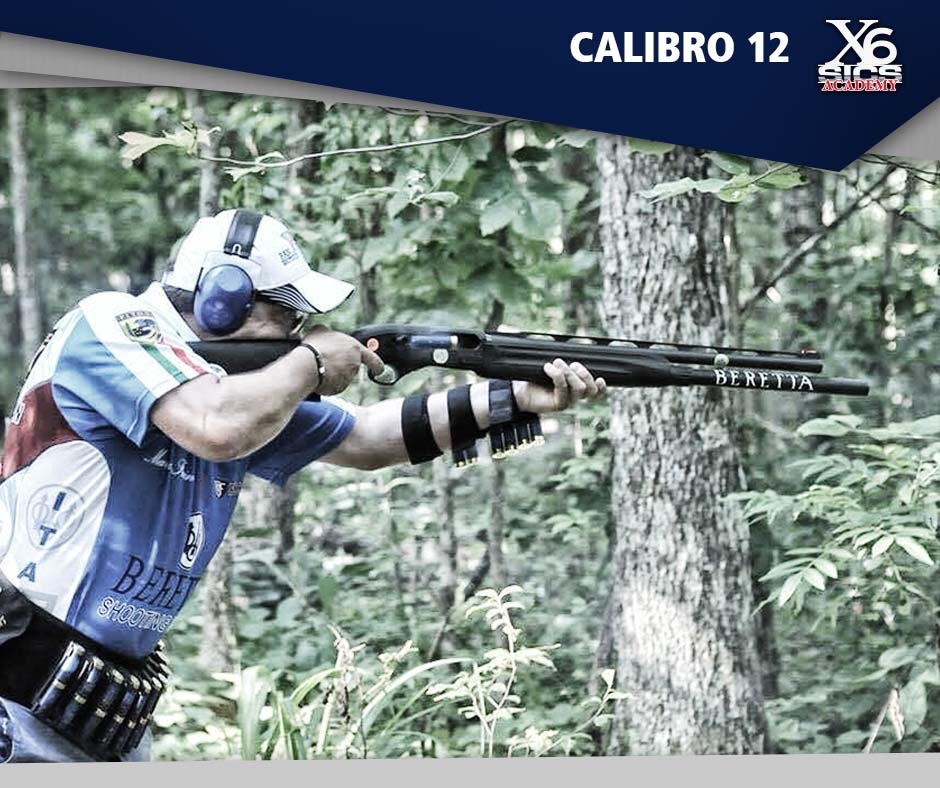 corso di tiro con calibro 12